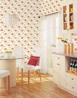 moderne tapeten aus vinyl für strapazierfähige wände - decowunder blog - Küchen Tapeten Abwaschbar